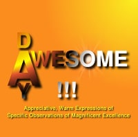awesome day logo