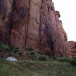Paria Canyon Campsite