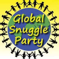 global snuggle party logo