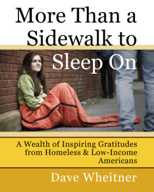 More Than a Sidewalk to Sleep On, front cover