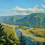 Columbia River Gorge from Beacon Rock