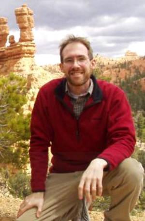 Dave near Bryce Canyon