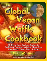 The Global Vegan Waffle Cookbook cover