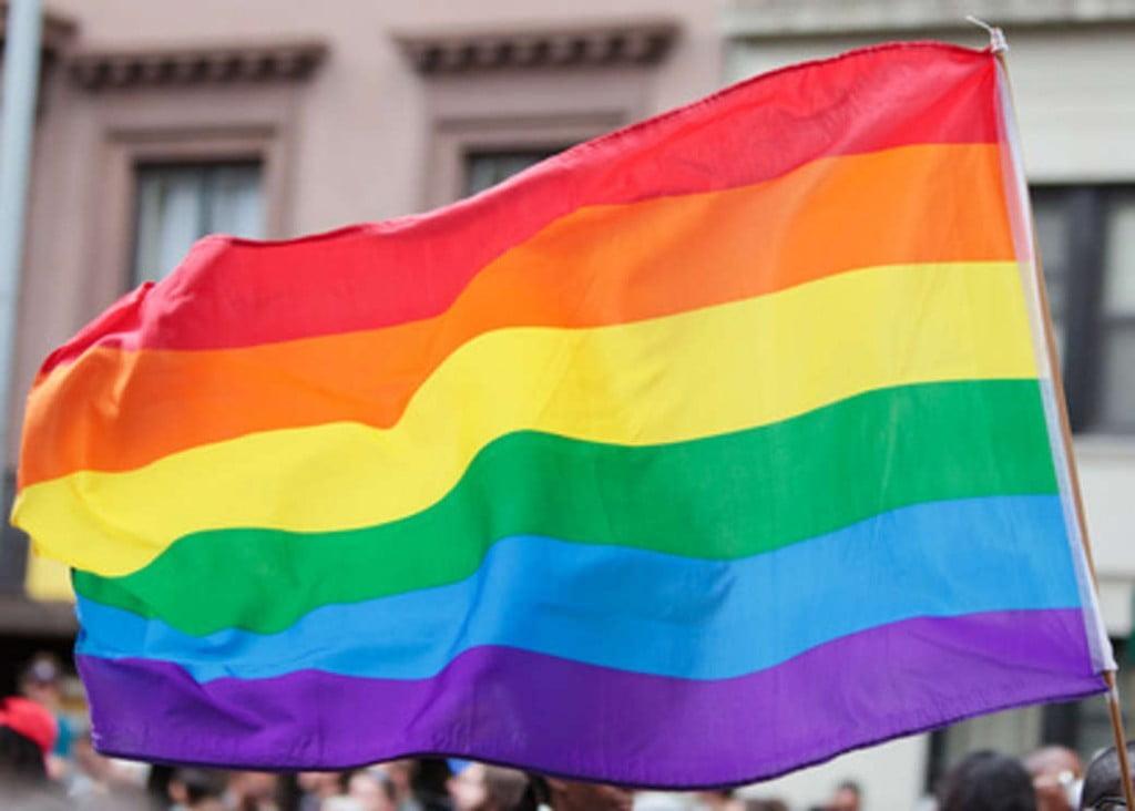 rainbow pride flag, sexuality diversity