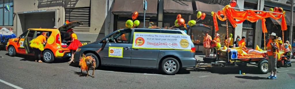 snuggle mobile panorama