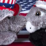 presidential candidate stuffed animals