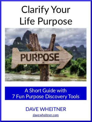 Clarify Your Life Purpose cover