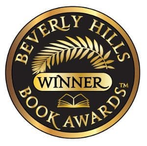 BHBA book awards winner medal