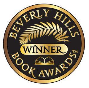 BHBA book awards winner medal