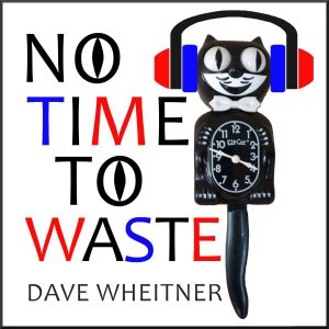 """""""No Tme to Waste"""" cover art"""